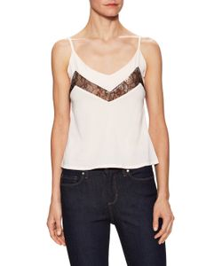 The Letter | Lace Inset Camisole