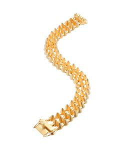 Eddie Borgo | Mini Cone Triple Strand Station Bracelet