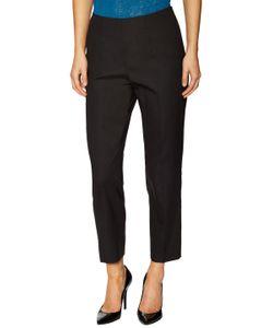 Piazza Sempione | Silk Split Cuff Ankle Trouser