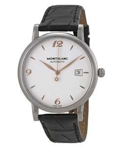 Montblanc   Mont Blanc Star Classique Stainless Steel Watch 39mm