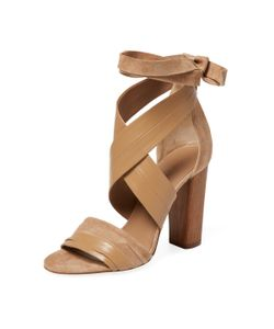 Vince | Beatrice Leather Suede Sandal