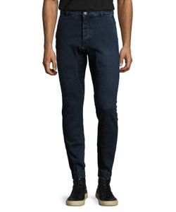 Zanerobe | Cotton Slingshot Denimo Jogger Pants