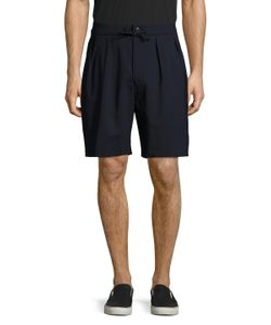 Paul Smith | Formal Solid Pleated Shorts