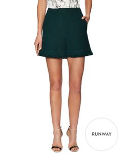 Jason Wu | Textu Gauze High-Waisted Short