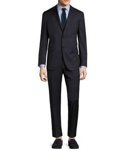 Corneliani | Wool Striped Suit