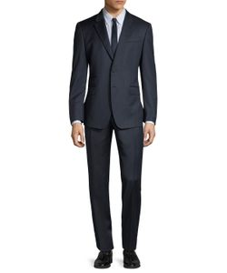 Paul Smith | Wool Checke Tailo Fit Suit