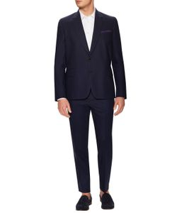 Paul Smith London | Gents Wool Tailo Fit 2-Button Suit