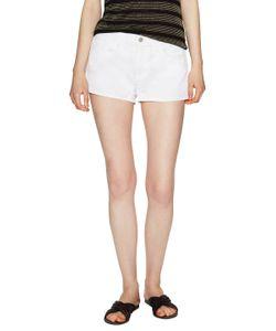 J Brand   Celia High Waist Hot Short