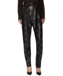 Valentine Gauthier | Sagan Faux Leather Pant