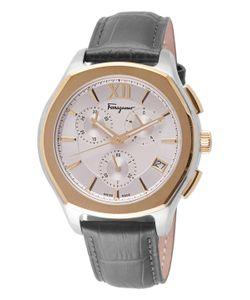 Salvatore Ferragamo | Lungarno Chrono Stainless Steel Watch 43mm
