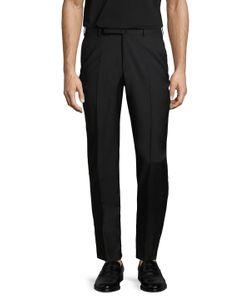 Ermenegildo Zegna | Wool Solid Trousers