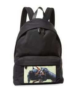 Givenchy | Rottweiler Print Zip Backpack