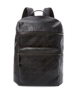 Salvatore Ferragamo | Leather Zip Backpack