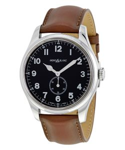 Montblanc   1858 Dial Stainless Steel Automatic Watch 47mm
