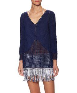 Lemlem | Bett Cotton Open Knit Top