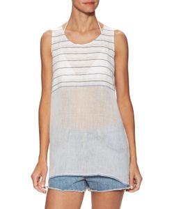 Lemlem | Shoka Gauze Striped Tunic
