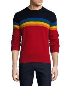 Michael Bastian | Cashmere Rainbow Sweater