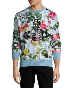 Vivienne Westwood   Print Crewneck Sweatshirt