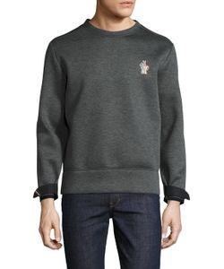 Moncler Grenoble | Wrist Strap Crewneck Sweatshirt