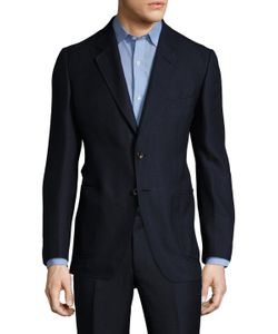 Tom Ford | Cashmere Hopsack Notch Lapel Sportcoat