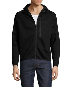 Moncler Grenoble | Zip Front Hooded Jacket
