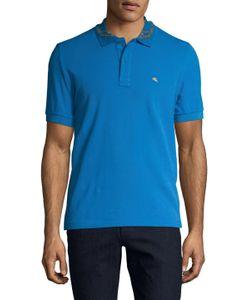 Etro | Knit Polo Shirt