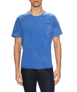 ALTERNATIVE APPAREL | Washed Out Cotton Short Sleeve Tee