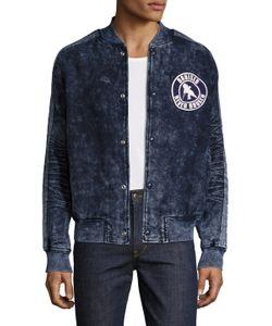 Prps | Cotton Fading Bomber Jacket