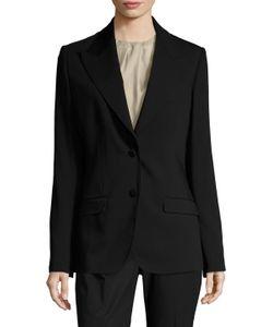 Dolce & Gabbana | Wool Peak Lapel Jacket