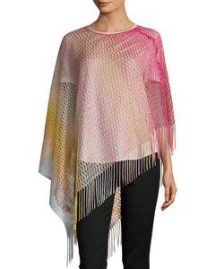 Missoni   Ombre Crochet Poncho