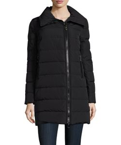 Moncler | Gerboise Long Puffer Coat