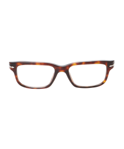 Persol | Wayfarer Frame With Saddle Nose Bridge