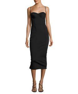 Misha Collection | Gabrielle Sweetheart Sheath Dress
