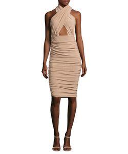 Misha Collection | Keziah Ruched Sheath Dress