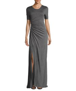 A.L.C. | Laila Ruched Maxi Dress