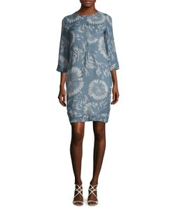Max Mara | Ortanto Printed Shift Dress