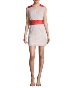 Carven | Fancy Textured Flare Dress