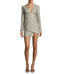 Misha Collection | Natasha Crepe Sheath Dress