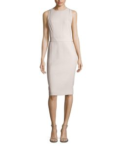 Narciso Rodriguez | Wool Seamed Sheath Dress