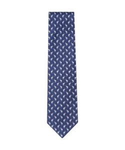 Salvatore Ferragamo | Silk Fish Tie