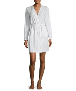 DKNY | Cotton Wrap Robe