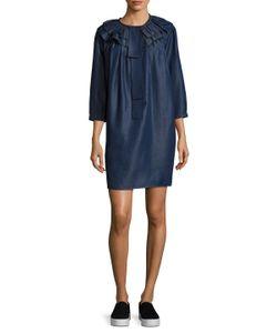 Marc Jacobs | Tie Neck Shift Dress