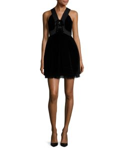 Marc by Marc Jacobs | Laced Moulded Dress
