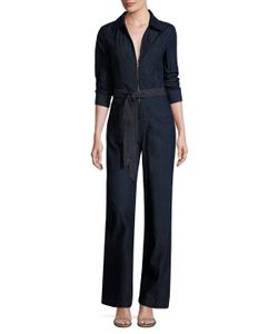 7 For All Mankind | Zip Front Playsuit