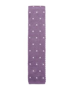 Tom Ford | Dotted Knit Silk Tie
