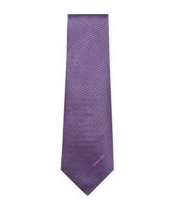 Versace | Hexagon Silk Tie