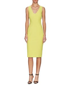 Narciso Rodriguez | Harness Scuba Sheath Dress