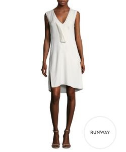 Narciso Rodriguez | Crepe Fit And Flare Dress
