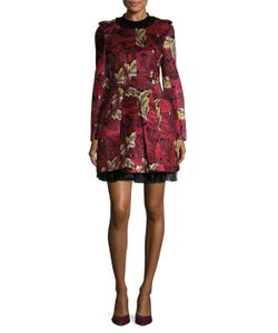 Marc by Marc Jacobs | Moulded Printed Flared Dress
