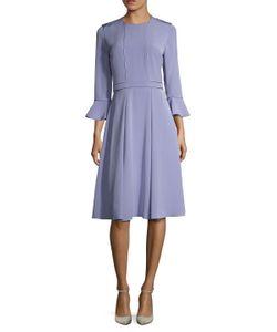 Prabal Gurung | Silk Flared Skirt Dress